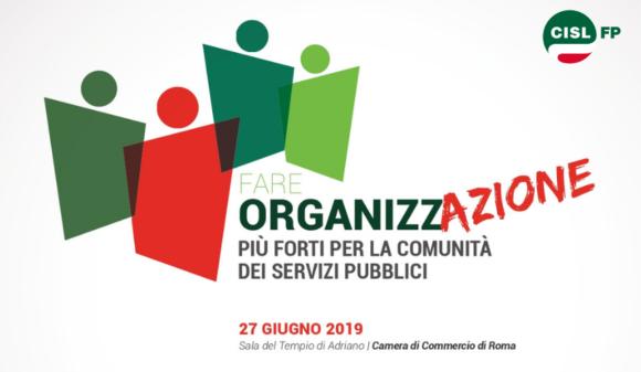 Conferenza Organizzativa Cisl FP