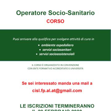 CORSO OSS 2020