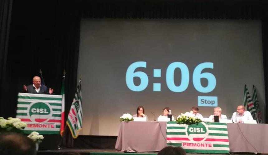 Conferenza Organizzativa Cisl Piemonte